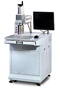 Фото лазерного маркера для гравировки на термокружках